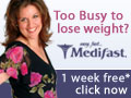 Lose Weight on a Busy Schedule? Try a Free Week of Medifast.