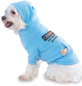 Gay Activist Dog