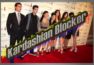 kardashian app blocker